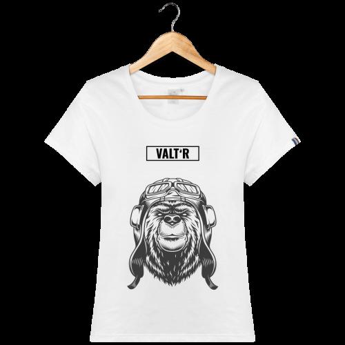VALT'R   T-shirt en coton BIO & Français