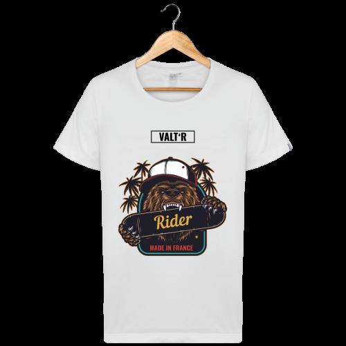 VALT'R | T-shirt en coton BIO & Français