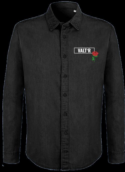 VALT'R   Chemise en coton BIO & Éthique