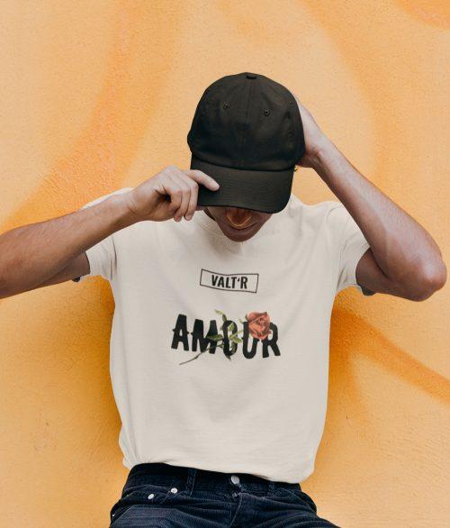 Valt'R | T-shirt adulte unisexe Amour
