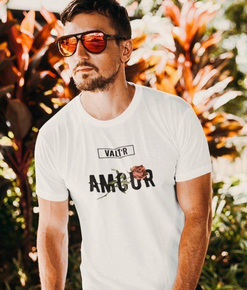 Valt'R | T-shirt homme amour