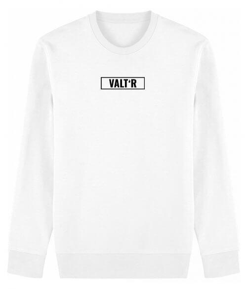Pull en coton bio VALT'R