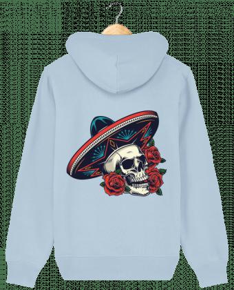 valt-r-sweat-unisexe-squelette-avec-un-chapeau-mexicain-dessin-au-verso_sky-blue_dos