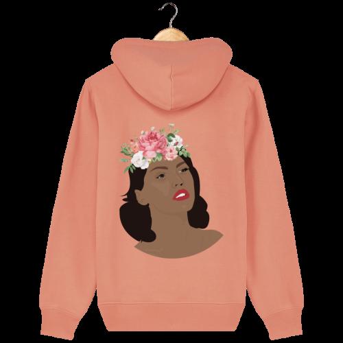 valt-r-sweat-unisexe-adulte-femme-aux-roses-dessin-au-verso_sunset-orange_dos