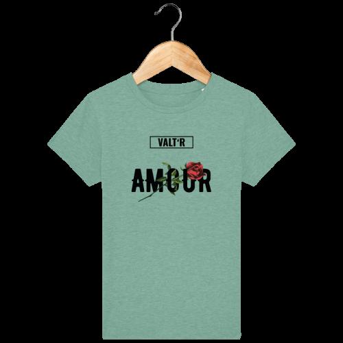 VALT'R | T-shirt en coton BIO & Éthique