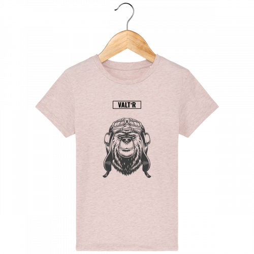 VALT'R | T-shirt enfant ours aviateur