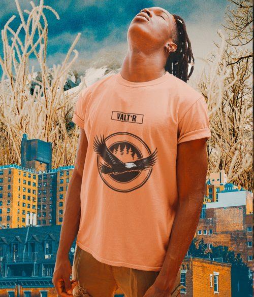 VALT'R | T-shirt adulte unisexe aigle