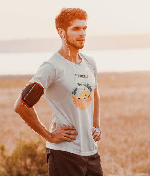 VALT'R | T-shirt adulte unisexe voyage