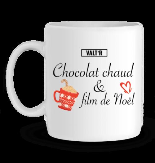 VALT'R | Mug chocolat chaud et film de noel