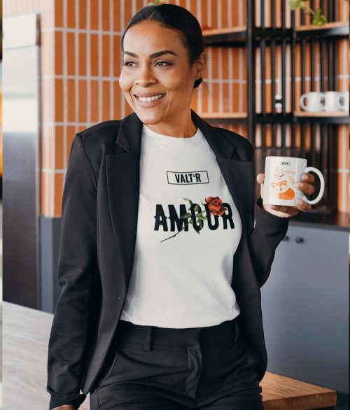 VALT'R | T-shirt femme amour
