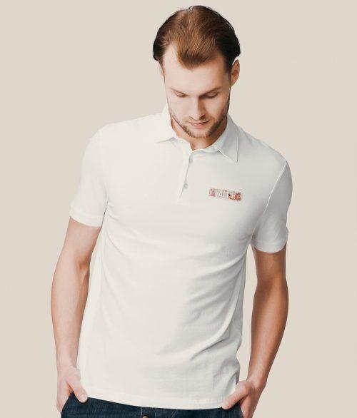 VALT'R | Polo homme logo