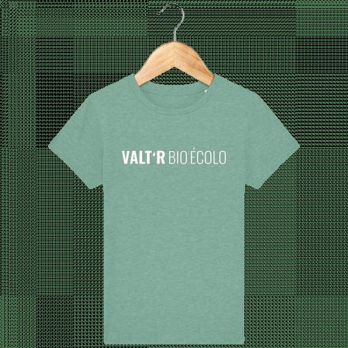 T-shirt en coton bio BIO & ÉCOLO