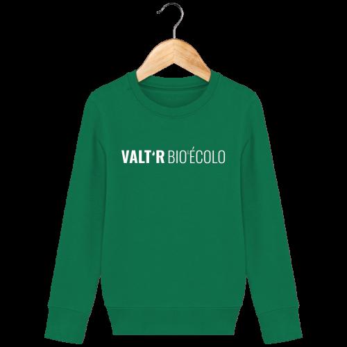 Pull en coton bio BIO & ÉCOLO