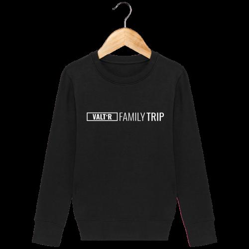 Pull en coton bio Family Trip