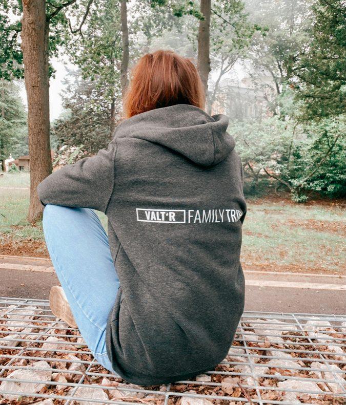 VALTR | Veste family trip femme