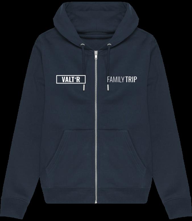 VALT'R | sweat-zip-capuche-femme-stella-editor_french-navy_face VALTR
