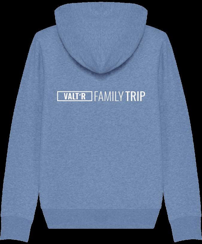 VALT'R | sweat-zip-capuche-femme-stella-editor_mid-heather-blue_dos VALTR