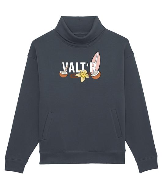 VALTR-Col-roulé-bleu-marine-bio-femme-cocotiers