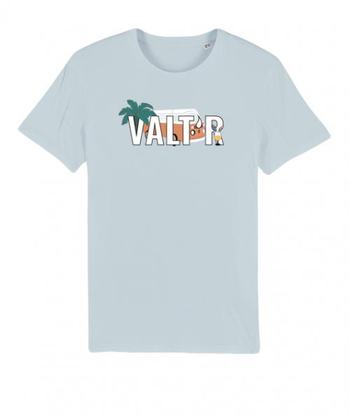 T-shirt unisexe en coton bio – «Kombi»